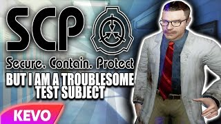 Download SCP RP but I am a troublesome test subject Video