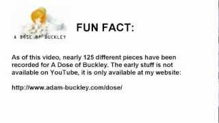 Download Requests - A Dose of Buckley Video