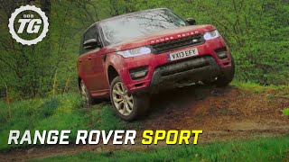 Download Range Rover Sport Review: Mud and Track | Top Gear | Series 20 | BBC Video