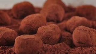 Download Chocolate Truffles Recipe Demonstration - Joyofbaking Video