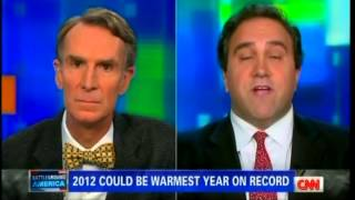 Download Climate Realist Marc Morano Debates Bill Nye the Science Guy on Global Warming Video