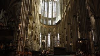 Download Cologne Cathedral Interior Tour Video
