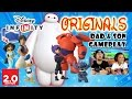 Download Dad & Son play Disney Infinity 2.0 ORIGINALS - BIG HERO 6: BAYMAX & HIRO, Donald Duck Stitch Aladdin Video