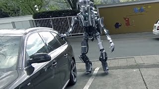 Download ULTIMATE BLENDER ROBOT VFX VIDEO Video