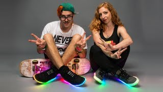 Download Firewalker LED Sneakers Video