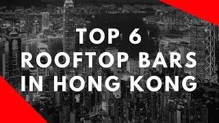 Download Top 6 Rooftop Bars in Hong Kong Video