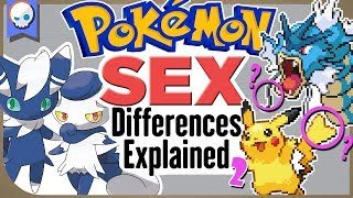 Download EVERY Gender Difference in Pokemon EXPLAINED! | Gnoggin Part 2 Video