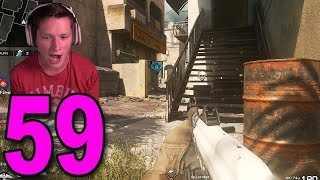 Download Modern Warfare Remastered Pink Wall - Part 59 - PLAYING BENSON'S TEAM! Video