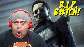 Download RUNNING FOR MY F#%KING LIFE!!! [DEAD BY DAYLIGHT: MICHAEL MYERS] Video