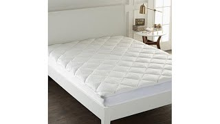 Download Concierge Collection Cooling Mattress Pad Video