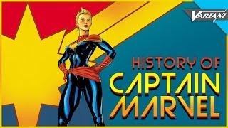 Download History Of Captain Marvel! (Carol Danvers) Video