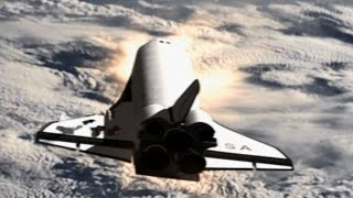 Download Space Shuttle Columbia - Falling Star HD Video