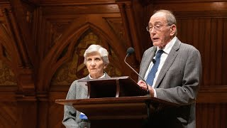 Download Ellen Mosley-Thompson and Lonnie G. Thompson, Class I Speakers - 2019 Induction Ceremony Video