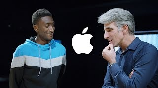 Download Macbook Pro chat with Apple's Craig Federighi! Video