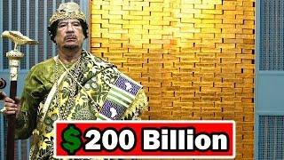 Download Muammar Gaddafi's Lifestyle ★ Net worth ★ Biography ★ cars ★ houses ★ jet ★ Family Video