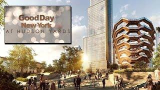 Download Good Day New York at Hudson Yards Video