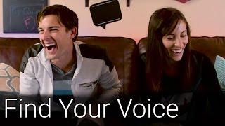 Download Finding Your Gaming Channel's Voice (ft. Strawburry17, The Game Theorists & AviatorGaming) Video
