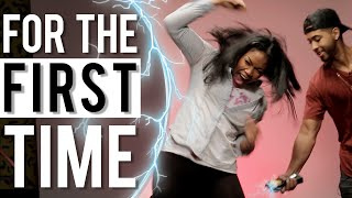 Download People Get Tased 'For the First Time' Video