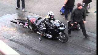 Download GIRL 16 YEARS OLD RIDES THIS SUPER TWIN BIKE AT SANTA POD MAY 2011 Video