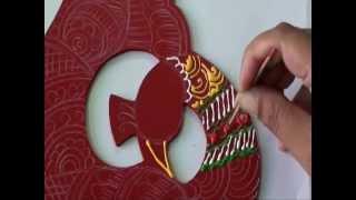 Download Cone painting with ceramic cones Tutorial Video