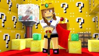 Download Minecraft: SORTUDOS - REINO DAS LUCKY BLOCKS! Video