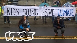 Download The 15-Year-Old Suing the Government over Climate Change Video
