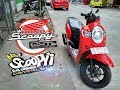 Review Lengkap Honda All New Scoopy Merah - Test Ride - Testimoni - Kelebihan Dan Kekurangan