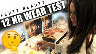 Download FENTY BEAUTY by RIHANNA ... (12hr Wear Test) Video