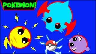 Download MOPE.IO POKEMONS | ALL POKEMON ANIMAL IDEAS | MOPE.IO NEW BIOME(Mope.io) Video