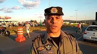 Download Greve dos caminhoneiros, Góias Video
