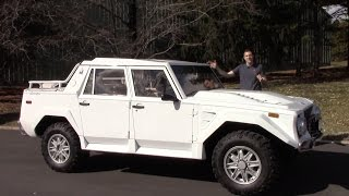 Download Here's Why the Lamborghini LM002 Is Worth $400,000 Video