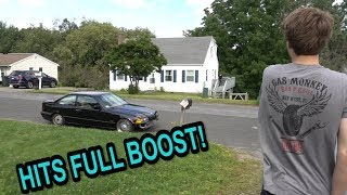 Download E36 HITS MAD BOOST! Video