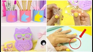 Download 3 COOL CARDBOARD CRAFTS YOU MUST TRY-EPIC things to do WHEN YOU ARE BORED Video