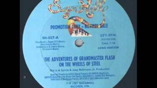 Download The Adventures Of Grandmaster Flash On The Wheels Of Steel (Long Version) Video
