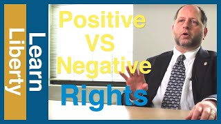 Download Positive Rights vs. Negative Rights - Learn Liberty Video