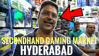 Download SecondHand PlayStation, Xbox gaming market- HYDERABAD Video