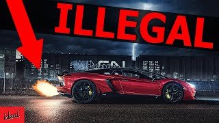 Download 5 Car Modifications ILLEGAL in America! Video