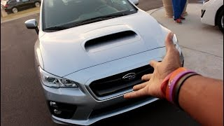 Download Picking up a BRAND NEW 2017 Subaru WRX Video