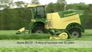 Download Der neue KRONE BiG M 450 / New KRONE BiG M 450 Video