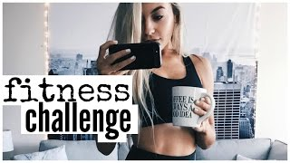 Download One Week Fitness Challenge Video