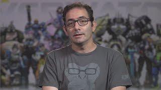 Download Jeff Kaplan: new hero details and increased player punishments Video