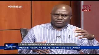 Download On The Spot: Crispus Kiyonga and Robert Centenary discuss Rwenzururu troubles Video