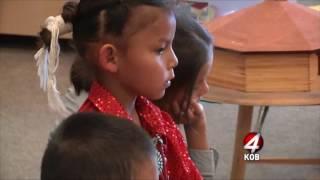 Download Navajo Children Thrive in Native Language-Immersion School Video