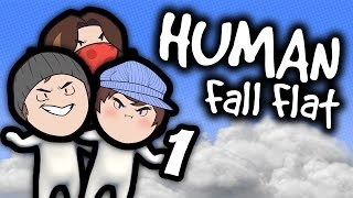 Download Human Fall Flat: Wobbly Wacky Freaks - PART 1 - Steam Train Video