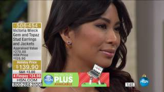 Download HSN | Victoria Wieck Gemstone Jewelry Gifts 11.29.2016 - 04 PM Video