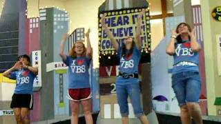 Download BIG APPLE ADVENTURE - THEME SONG - VBS 2011 Video