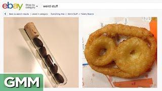 Download Weirdest eBay Items #1 (GAME) Video