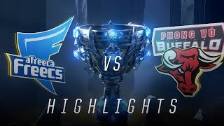 Download AFs vs. PVB - Worlds Group Stage Day 4 Match Highlights (2018) Video