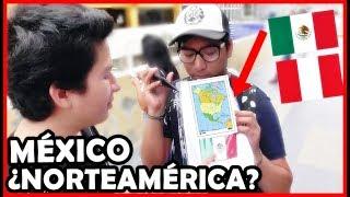 Download MÉXICO ¿Norteamérica o Centroamérica? Peruanos Responden | Peruvian Life Video