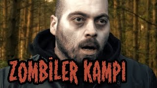 Download ZOMBİLER KAMPI - Nerf'ünü Kap Gel - Kısa Film Çektik Video